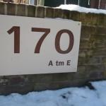 Huisnummer 170E