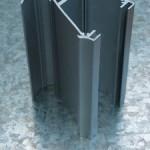 Prototype Extrusieprofiel gegoten van PU giethars