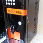 Prototype Redbeans koffiemachine Zwart/Oranje